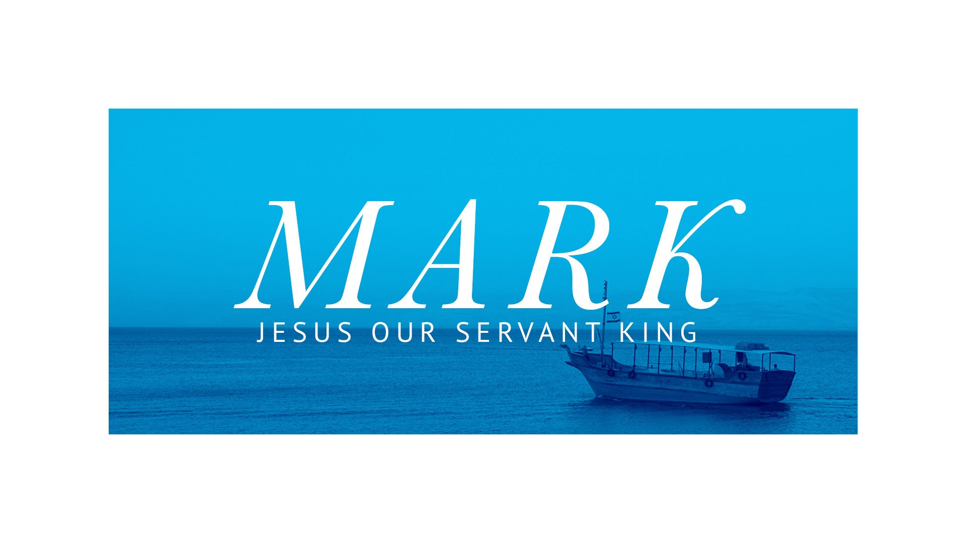 March 10, 2019 – The Gospel of Mark