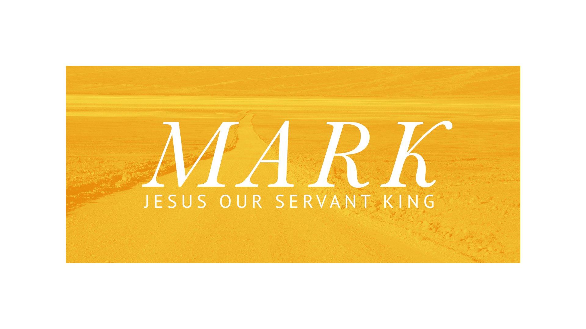 June 30, 2019 – The Gospel of Mark